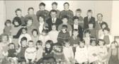 Pymoor Methodist Sunday School 1968