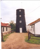 Post office and Stores at the Old Pymoor Mill, Pymoor Lane, Pymoor, circa 1996