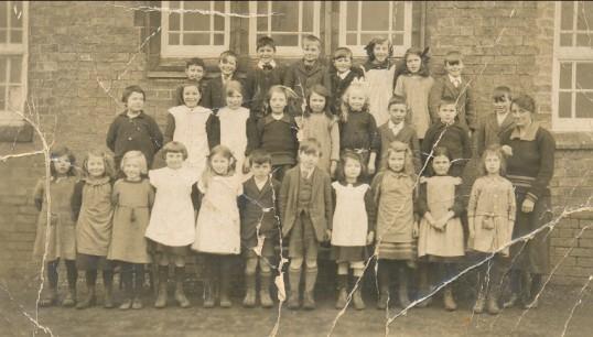 Pymoor School Class 1922