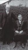William and Martha Bidwell (nee Jarman), Pymoor.