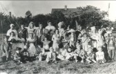 Fancy Dress Party in Pymoor (circa 1948)