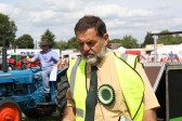As Chairman of the Pymoor Agricultural & Country Show 2010, John Pinnells has a lot on his mind on Show Day.