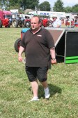 Dale Parson at the Pymoor Agricultural & Country Show 2010.