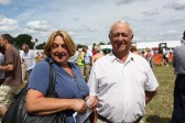 Jan & Tim Jordan at the Pymoor Agricultural & Country Show 2010.