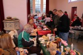 The Pymoor Methodist Chapel Christmas Bazaar 2010.
