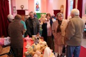The Pymoor Methodist Chapel Christmas Bazaar 2010.
