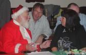 Pymoor Cricket & Social Club Christmas Bazaar 2010.