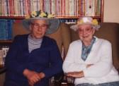 Ivy Cheney & Cissie Miller of Pymoor.