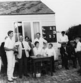 Pymoor Cricket Club, Pymoor 1967.