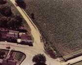 The crossroads in Pymoor 1971.
