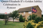 Queen Elizabeth II's Golden Jubilee Celebrations in Pymoor.