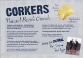 Corkers Crisps of Pymoor.. Corkers Crisps Ltd