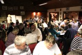 Gary Palmer held a Quiz in aid of Cancer Research UK at the Pymoor Social Club in Pymoor 2011.