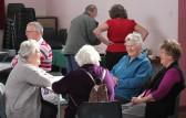 Coveney & Pymoor Methodist Chapels held their Spring Fayre at the Pymoor Chapel in Main Street, Pymoor 2011.