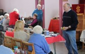 Coveney & Pymoor Methodist Chapels held their Spring Fayre at the Pymoor Chapel in Main Street, Pymoor.