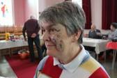 Rosemary Davis at the Coveney & Pymoor Methodist Chapels'  Spring Fayre 2011 held at the Pymoor Chapel in Main Street, Pymoor.