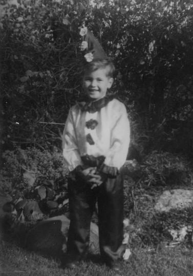Roger Sulman of Pymoor aged 11 years.