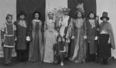 Pymoor children in a pantomime.