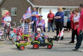 Royal Wedding Fun Day in Pymoor 2011.