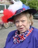 Alocha Barker at the Royal Wedding Fun Day in Pymoor 2011.