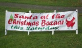 Pymoor & Coveney Methodist Chapels' Christmas Bazaar, held in the Chapel in Main Street, Pymoor 2011.