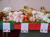 Pymoor & Coveney Methodist Chapels' Christmas Bazaar, held in the Chapel in Main Street, Pymoor, 2011.