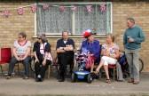 The Royal Wedding Fun Day in Pymoor 2011.