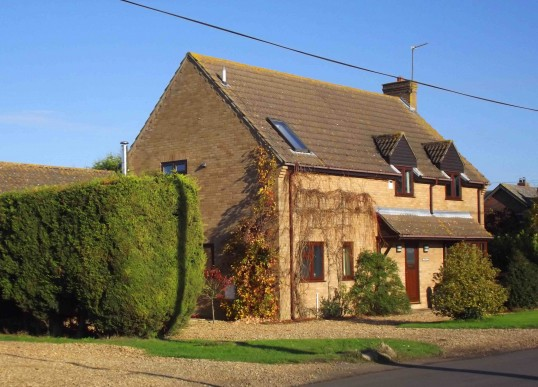 Millstone, Pymoor Lane, Pymoor, 2011.