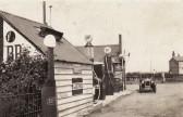 Barker's Garage, Main Street, Pymoor.