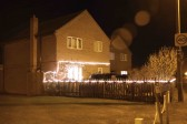 Christmas Lights in Pymoor 2011.