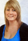 Samantha Clarke of Main Drove, Little Downham, Pymoor, who tragically passed away today, aged 18 years 2009.