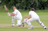 Kirland Cup holders Pymoor CC started their defence of their title with a fine home win over Wilburton CC at the Cricket Club in Pymoor Lane.