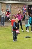 Diamond Jubilee Fun Day in Pymoor 2012.