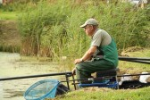 Roger Parson Memorial Charity Fishing Match at Oxlode Lakes, Oxlode, Pymoor 2012.