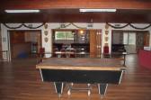 Inside the Pymoor Cricket & Social Club, Pymoor Lane, Pymoor 2012.