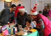 Pymoor Cricket & Social Club Christmas Bazaar 2012