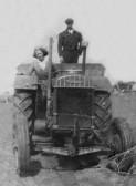 Jane Fletcher & John Martin at Dunkirk Farm, Dunkirk, Pymoor.