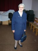 Sister Mavis was Deaconess at the Pymoor Methodist Chapel, Main Street, Pymoor from Sept 1991 to Aug 1996.