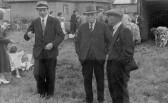 Garden Fete to raise money to build the new Methodist Chapel in Pymoor 1952.