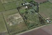 Widgeon House, Dunkirk, Pymoor, seen from the air 2010.