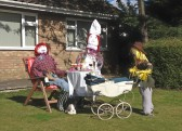 Scarecrows in Pymoor 2013