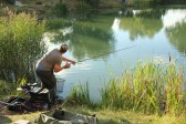 Roger Parson Memorial Charity Fishing Match at Oxlode Lakes 2013