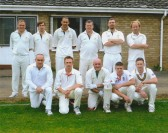 Pymoor Cricket Team 2011