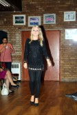 It was Ladies Night at the Pymoor Cricket & Social Club and the ladies of Pymoor and their friends held a fashion show to raise money for charity. Oct 2013
