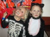 Halloween Party in the Pymoor Cricket Club 2013
