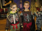 Halloween Party at the Pymoor Cricket Club 2013