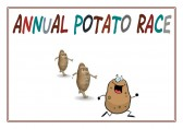 Annual Potato Race