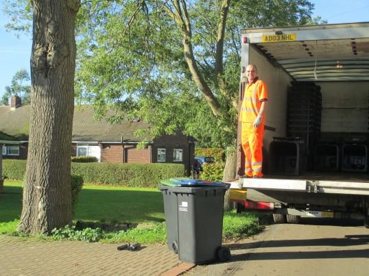 Recycling in Pymoor 2013
