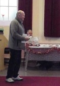 Pymoor & Coveney Methodist Chapels' Christmas Bazaar 2013