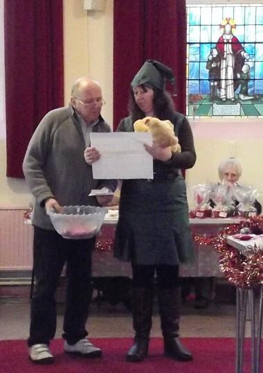 Pymoor & Coveney Methodist Chapels' Christmas Bazaar 2013